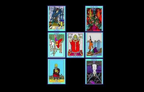 Věštění z tarotových karet