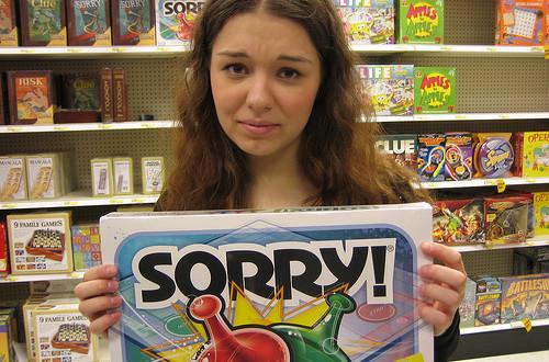 Za co se nemusíte omlouvat