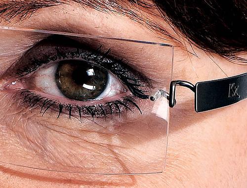 Jak se líčit pod brýle