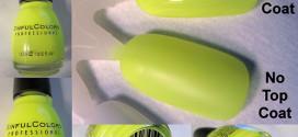 Kde sehnat neonový lak na nehty