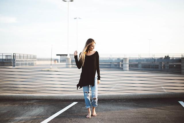 Chodit jako bezdomovec je moderní