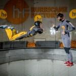 Skydiving a surfování také u nás