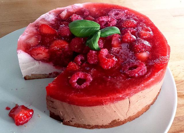 Netradiční cheesecake 5 x jinak!
