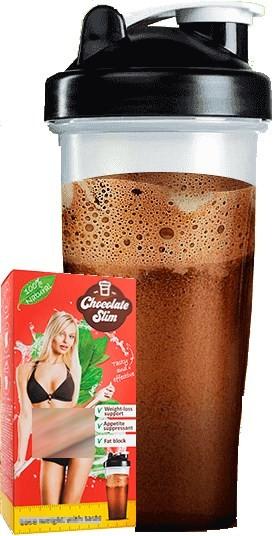 Efektní hubnutí s čokoládovou příchutí