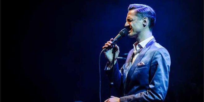 Hudbou žije zpěvák Ondřej Ruml již od dětství