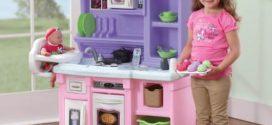 Dětské kuchyňky – skvělý dárek pro nejmenší