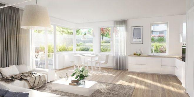 Bydlení s prostorem pro vlastní fantazii na perfektním místě v Praze