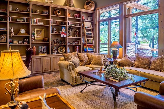 Elegance v celém interiéru s přispěním nábytku