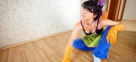 Nechte si před začátkem léta důkladně vyčistit podlahy v domácnosti! Proč?