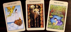 Výklad do kříže – jak si udělat výklad karet