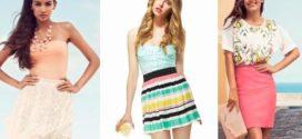 Italská móda, to jsou sukně a šaty