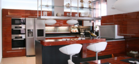 Moderní kuchyně navrhuje bytový architekt