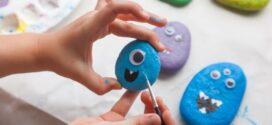 Skvělé tipy na kreativní tvoření s dětmi. Zabaví a rozvíjí zároveň!